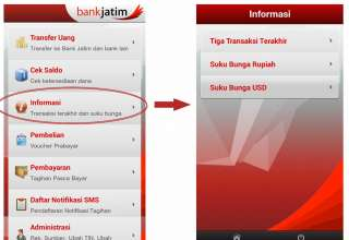 Cek Saldo Bank Jatim Via Internet